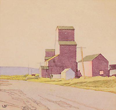 Walter Joseph Phillips | LARIVIERE, MANITOBA; 1938 | Hammer Price - $ 2,000