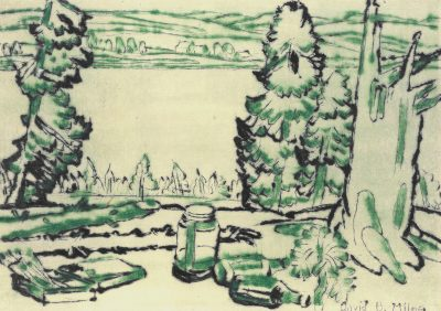 David Brown Milne