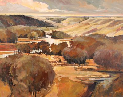 Brian Atyeo - 47.5 x 59.5 in.
